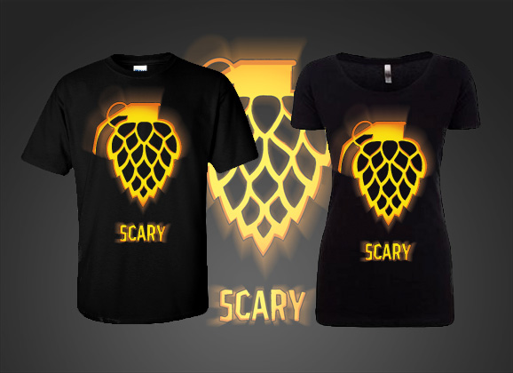 Hop Grenade Halloween Shirts