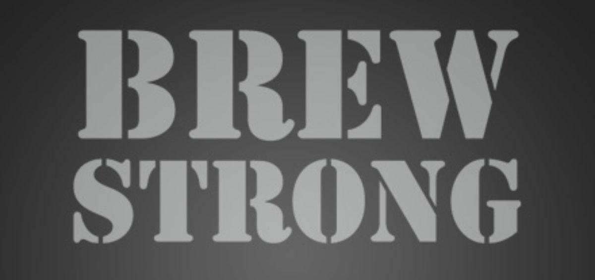 Brew Strong Logo