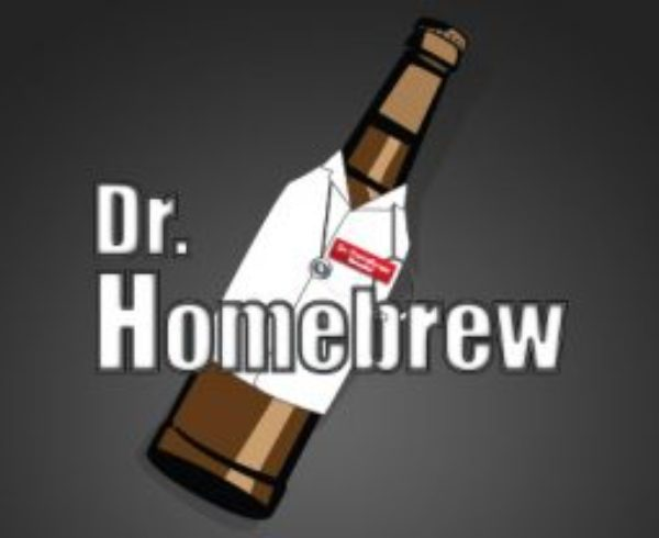 Dr, Homebrew Logo