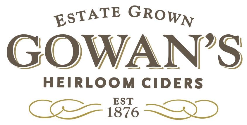 Gowan;s Ciders logo