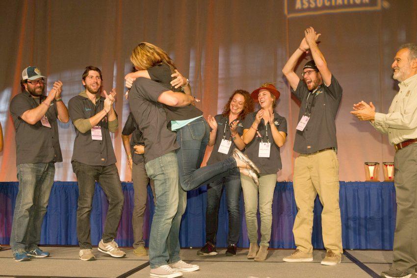 Great American Beer Festival Winners Celebrating