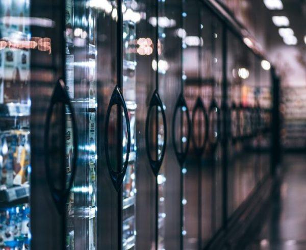 retail beer refrigerators