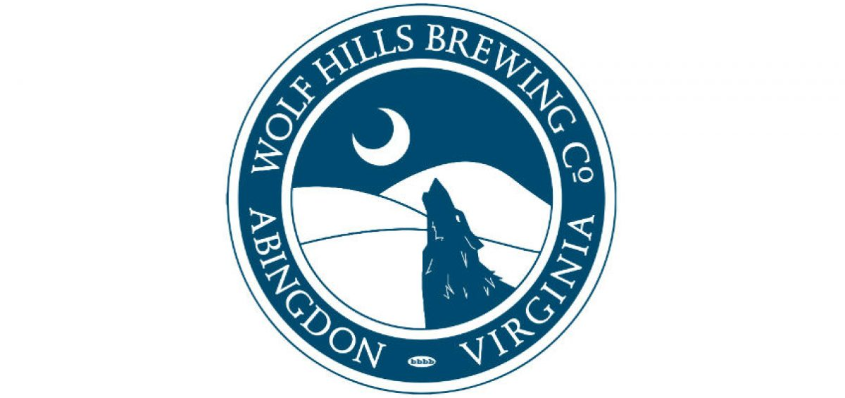Wolf HIlls Brewing Co. logo circle