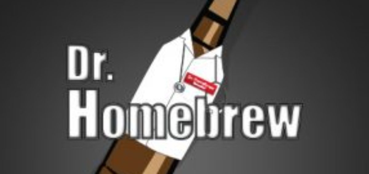 Dr, Homebrew Logo