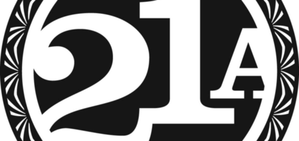 21st Amendment Brewery round logo