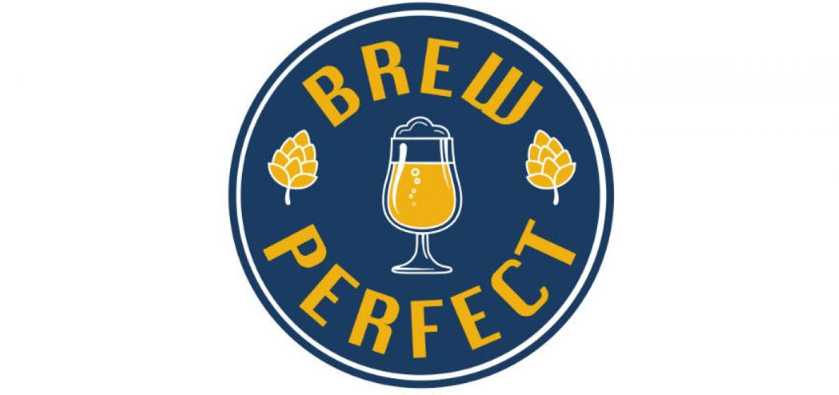 Brew Perfect circle logo