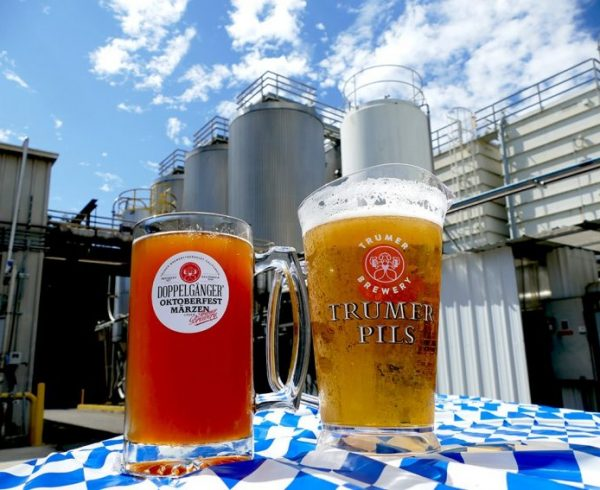 Trumer Brewery Oktoberfest