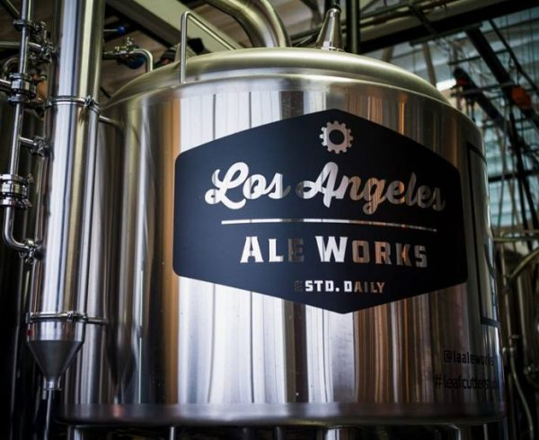 Brewing with oats, wheat, rye and rice on Brew Strong with Los Angeles Ale Works